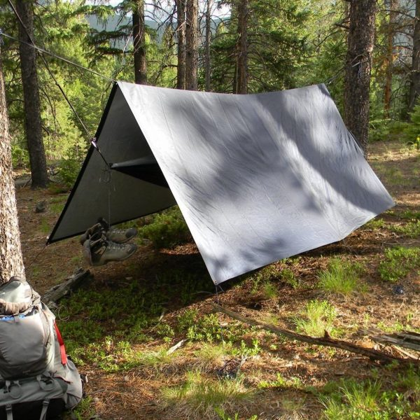 tarp hacks for camping