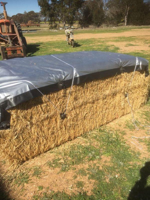 Hay tarps Ark Tarps